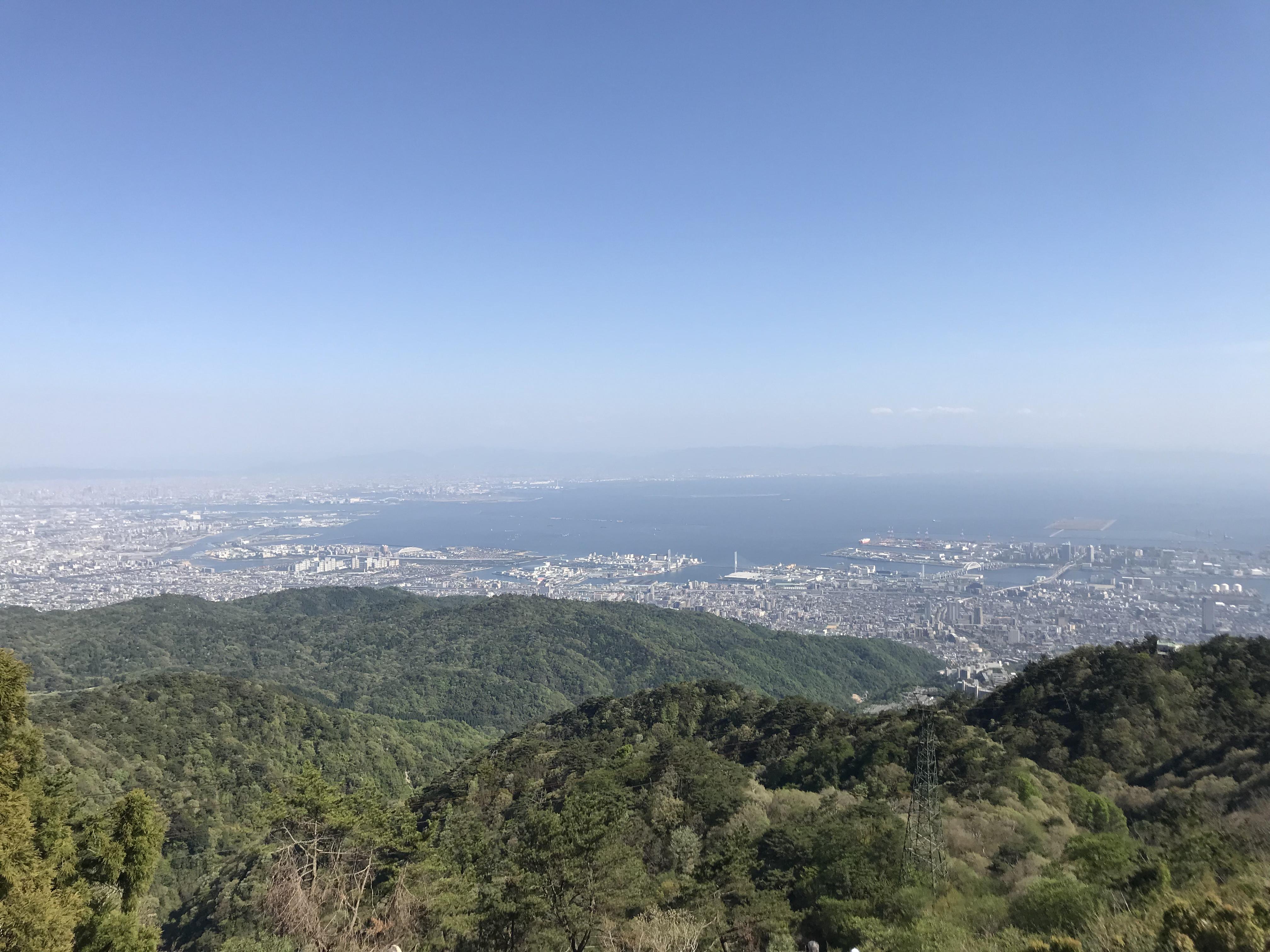 六甲山へ⛰ 宇野