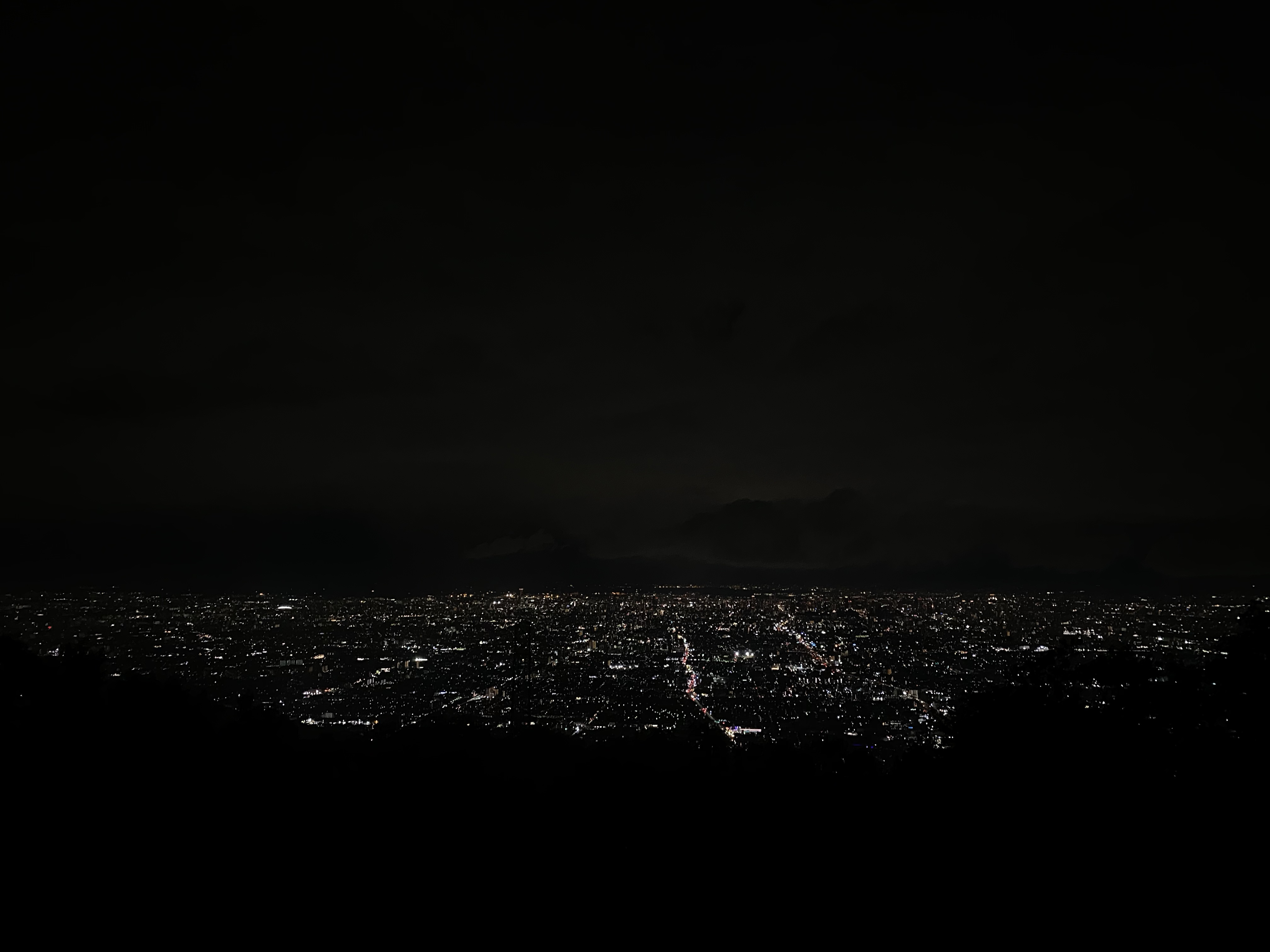 夜景🌉八代